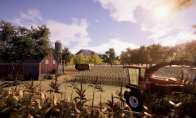 Real Farm - Grünes Tal Map DLC Steam CD Key