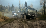 Spintires: MudRunner American Wilds Edition Steam CD Key
