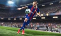 Pro Evolution Soccer 2018 US Steam CD Key