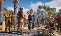 Assassin's Creed Odyssey Deluxe Edition EU Uplay CD Key