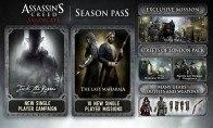 Assassin's Creed Syndicate - Season Pass Uplay CD Key