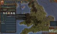 Europa Universalis IV - Rule Britannia DLC Clé Steam