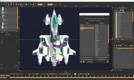 Spriter: Radius-Wing SHMUP Animated Art Pack Steam CD Key