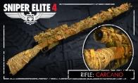 Sniper Elite 4 - Camouflage Rifles Skin Pack DLC Steam CD Key