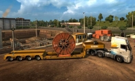 Euro Truck Simulator 2 - Heavy Cargo Pack DLC Steam Altergift