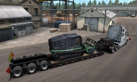 American Truck Simulator - Forest Machinery DLC EU Steam Altergift