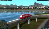 Cities in Motion 2 - Marvellous Monorails DLC RU VPN Required Steam CD Key