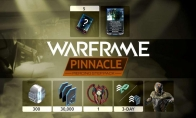 Warframe - Piercing Step Pinnacle Pack DLC Manual Delivery