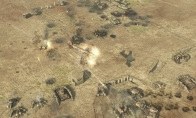 Sudden Strike 4 - Africa: Desert War DLC EU PS4 CD Key