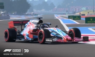 F1 2020 Seventy Edition EU Steam CD Key