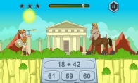 Zeus vs Monsters - Math Game for kids Steam CD Key