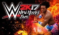 WWE 2K17 - New Moves Pack DLC Steam CD Key