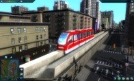 Cities In Motion 2: Marvellous Monorails DLC Steam CD Key