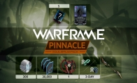 Warframe - Equilibrium Pinnacle Pack DLC Steam CD Key