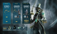Warframe - Limbo Prime Access: Stasis Bundle DLC Manual Delivery