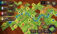 Carcassonne - Tiles & Tactics Clé Steam