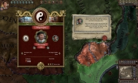 Crusader Kings II - Jade Dragon DLC RU VPN Required Steam CD Key