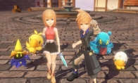 WORLD OF FINAL FANTASY EU Steam CD Key
