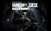 Tom Clancy's Rainbow Six Siege - Year 3 Season Pass EU Steam GYG Gift
