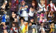DEAD OR ALIVE 5 Last Round - Schoolgirl Strikers Costume Set DLC ASIA Steam Gift
