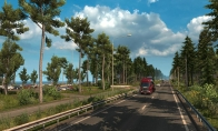 Euro Truck Simulator 2 - Beyond the Baltic Sea DLC Clé Steam