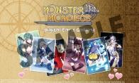 Monster Monpiece - Deluxe Pack DLC Steam CD Key