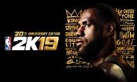 NBA 2K19 - 25,000 VC + 5 MyTEAM Packs Digital CD Key