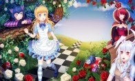 Book Series: Alice in Wonderland Clé Steam