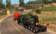 American Truck Simulator - Heavy Cargo Pack DLC Steam CD Key