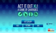 ACT IT OUT XL! - A Party Game for Twitch, Mixer and YouTube Steam CD Key