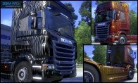 Euro Truck Simulator 2 - Trucking Fan DLC Bundle Steam CD Key