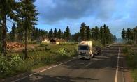 Euro Truck Simulator 2 - Beyond the Baltic Sea DLC EU Steam CD Key
