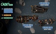 Fractured Space - Cadet Pack Steam CD Key