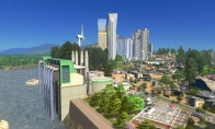 Cities: Skylines - Green Cities DLC RU VPN Required Steam CD key