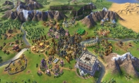 Sid Meier's Civilization VI + Rise and Fall DLC Steam CD Key