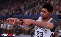 NBA 2K16 EU Steam CD Key