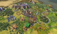 Sid Meier's Civilization VI Digital Deluxe Edition US Steam CD Key