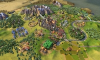 Sid Meier's Civilization VI RoW Clé Steam