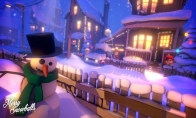 Merry Snowballs Oculus Home Store CD Key