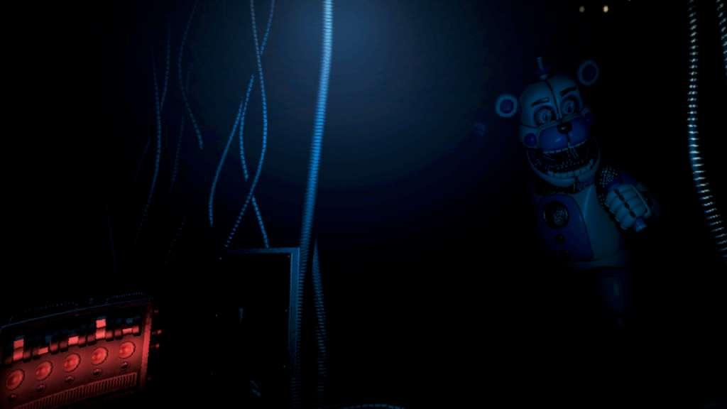 Five Nights at Freddy's: Sister Location Steam CD Key