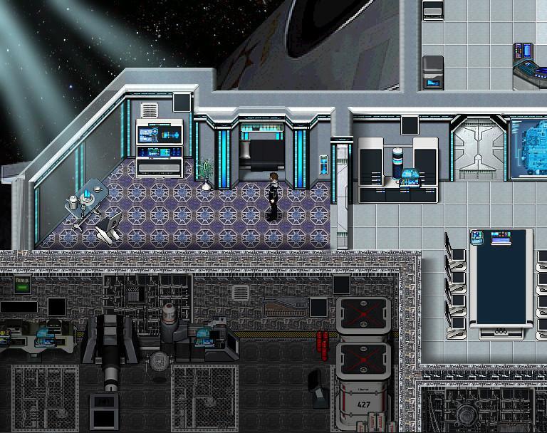 RPG Maker VX Ace - Sci-Fi Tiles DLC Steam CD Key