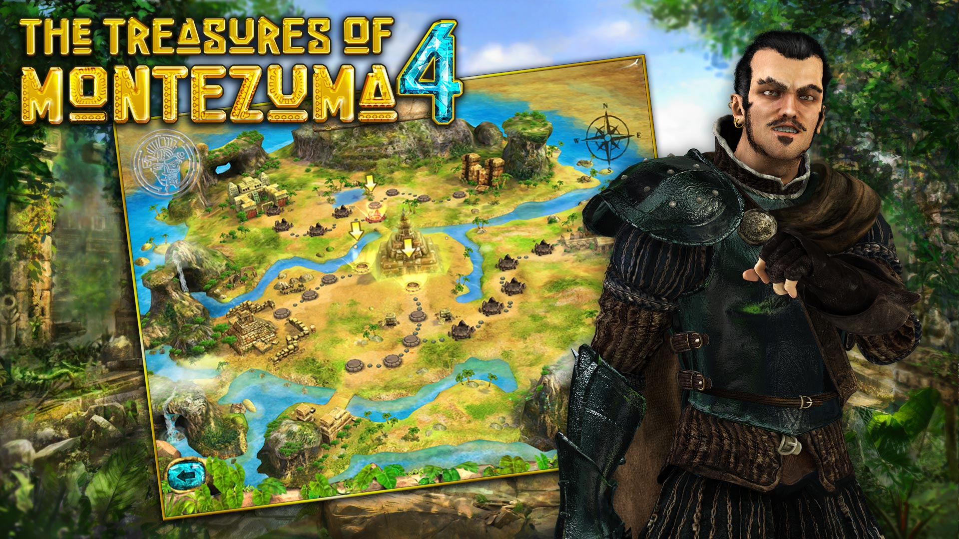 Treasure Of Montezuma