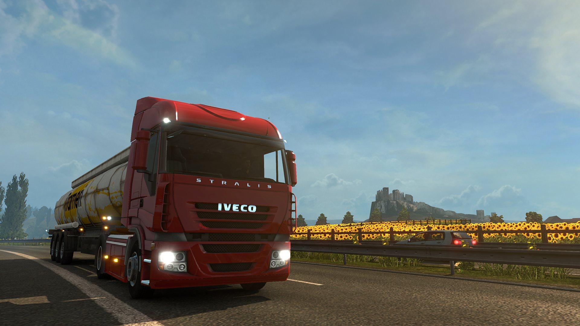 euro truck simulator 2 map booster pack dlc steam cd key. Black Bedroom Furniture Sets. Home Design Ideas