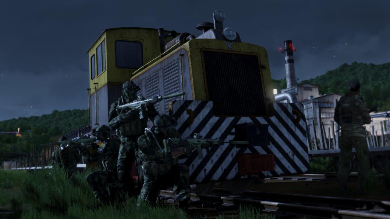 Arma 3 Apex game