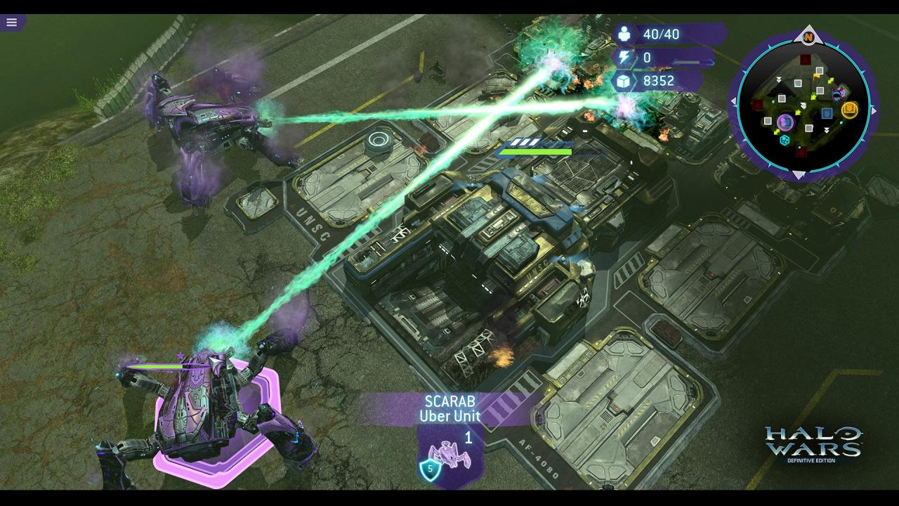 how to play halo wars definitive edition