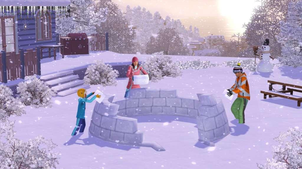 The Sims 3 - Seasons Expansion Pack EU Origin CD Key