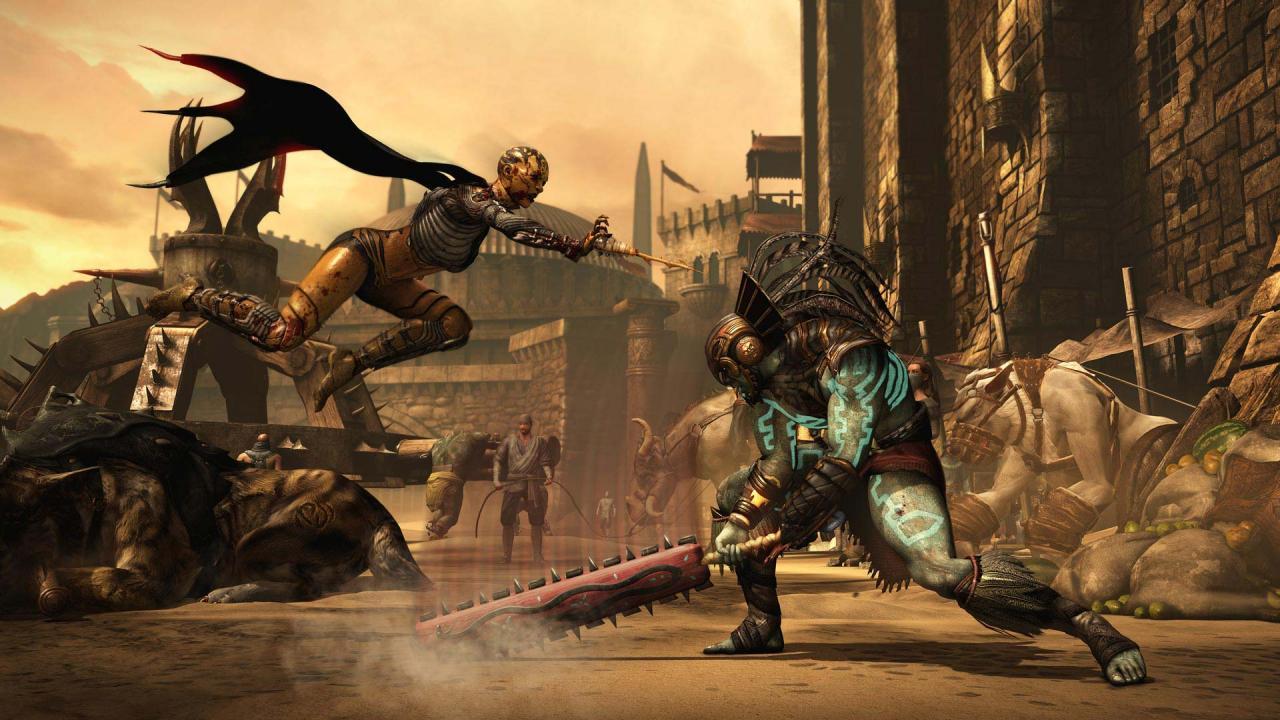 Mortal Kombat 11 and X Bundle Steam CD Key