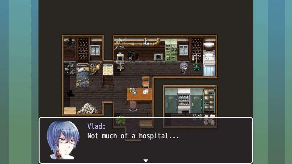 Rpg Maker Mv Frontier Works Futuristic Heroes And Bgm