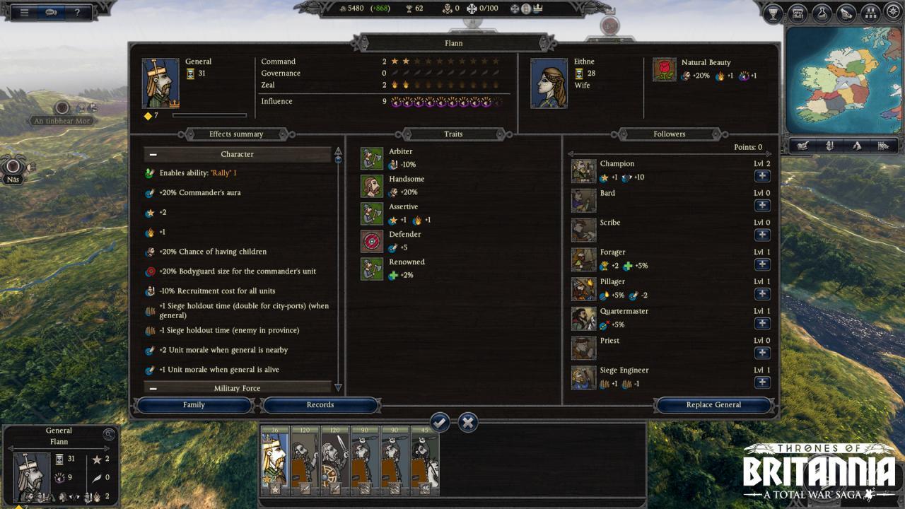 Total War Saga: Thrones of Britannia EU Steam CD Key