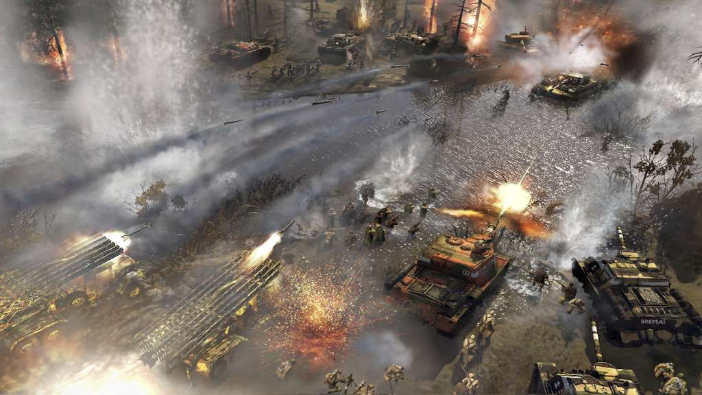 Coh 2 Case Blue : Company of heroes master collection wingamestore